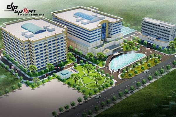 các bệnh viện Củ ở Chi, Hồ Chí Minh