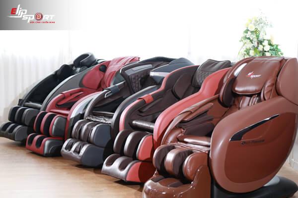 Ghế massage bán chạy nhất Hồ Chí Minh