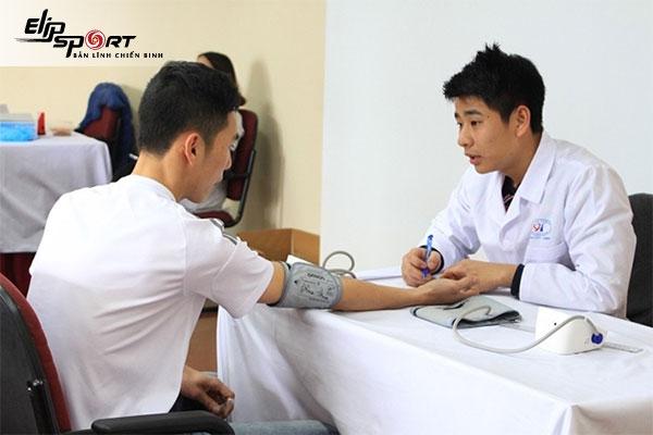 khám sức khỏe xin việc Quận 7, Hồ Chí Minh