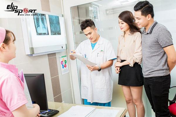 khám sức khỏe việc làm Tân Phú hồ chí minh