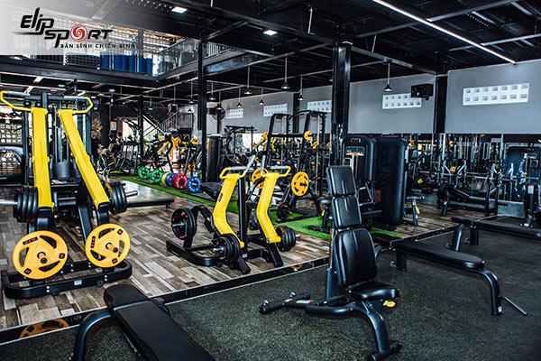 phòng tập gym Quận 2, Hồ Chí Minh