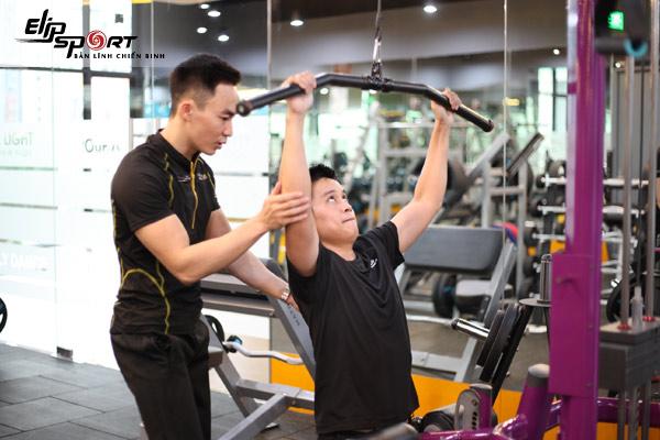 phòng tập gym Củ Chi, Hồ Chí Minh