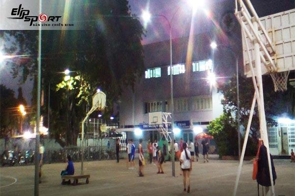 Sân bóng rổ Bình Thạnh, Hồ Chí Minh