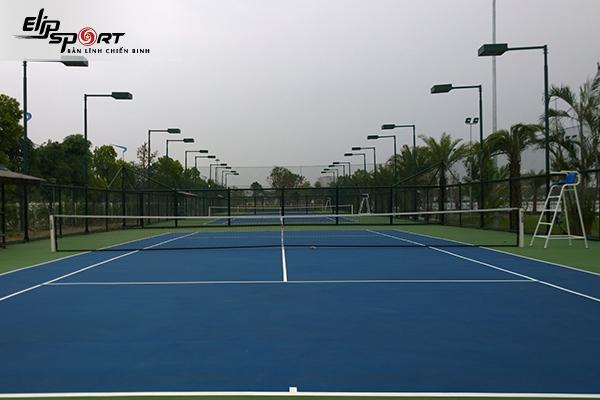 sân tennis ở Quận 2, Hồ Chí Minh