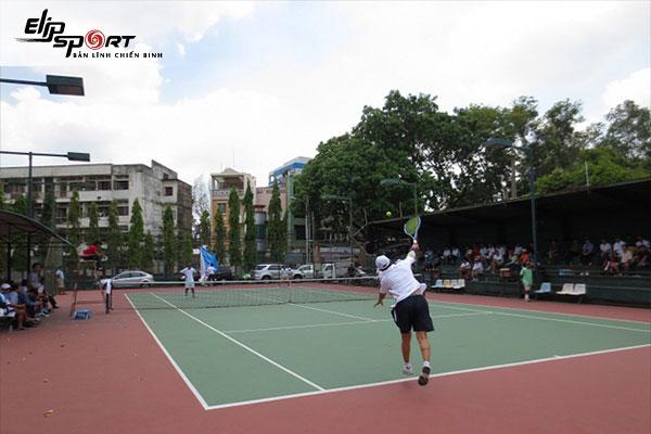 sân tennis ở Bình Tân, Hồ Chí Minh