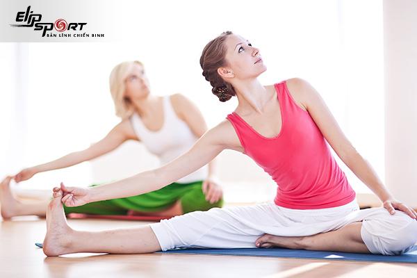 tập yoga Bình Thạnh, Hồ Chí Minh