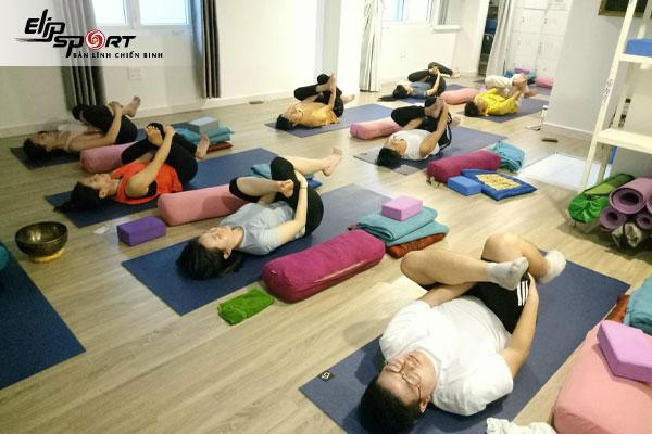 tập yoga Củ Chi, Hồ Chí Minh