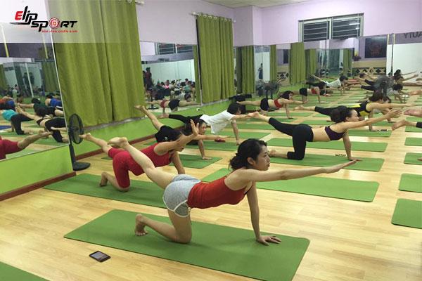 tập yoga Quận 10, Hồ Chí Minh