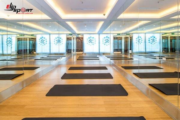 Phòng tập Yoga Tantra YogaLive