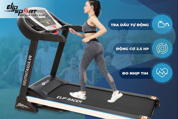 Máy chạy bộ uy tín chất lượng nhất Hà Tĩnh