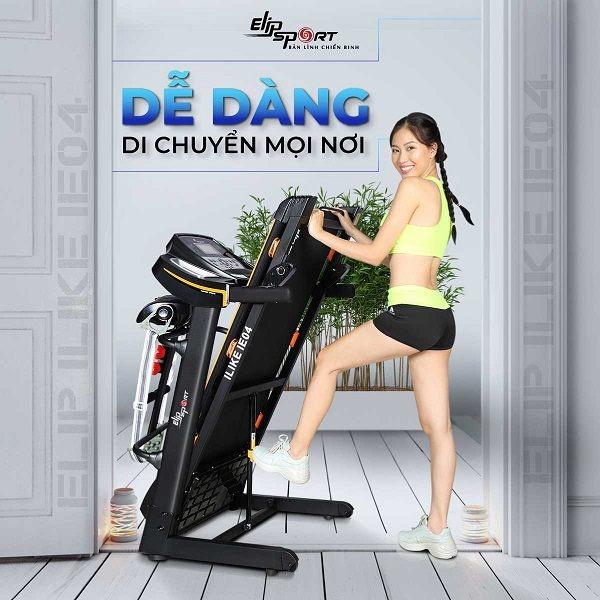 máy chạy bộ uy tín chất lượng nhất Tân Phú