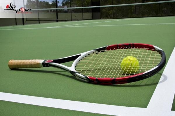 sân tennis ở Quận 7
