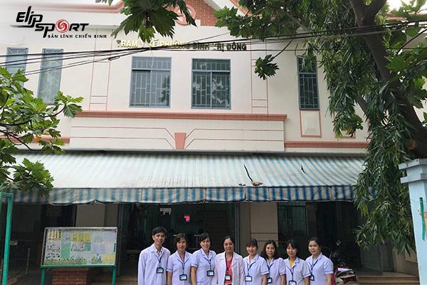 trạm y tế Bình Thạnh