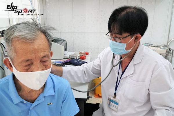 Trạm y tế Gò Vấp Hồ Chí Minh