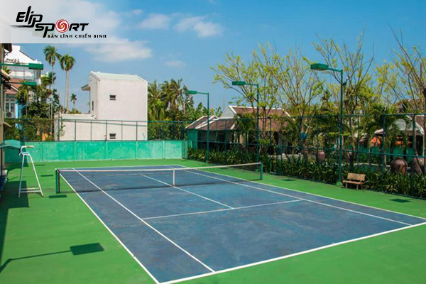 Sân tennis ở  Hội An, Quảng Nam ở đâu
