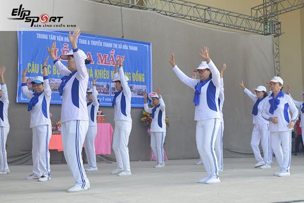 aerobic ở Hà Nội