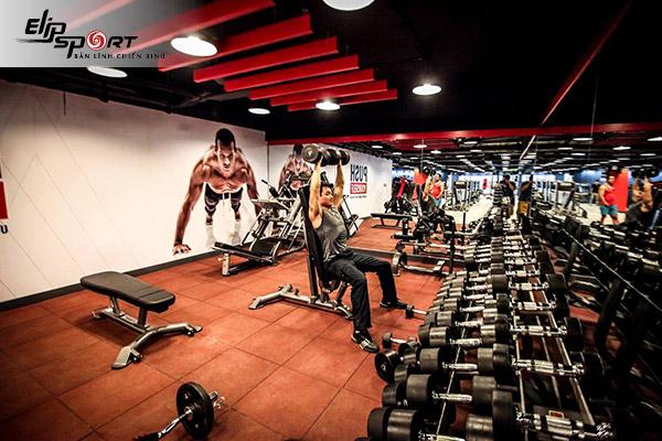 phòng tập aerobic ở Long Biên, Hà Nội