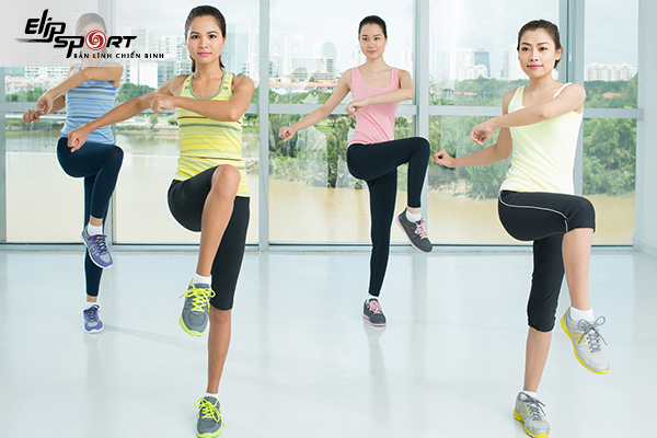 tập aerobic ở Long Biên, Hà Nội