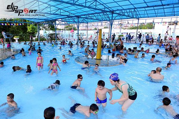 bể bơi Long Biên, Hà Nội