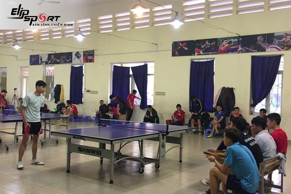 Địa Chỉ Sân Bóng Bàn Ở Long Biên, Hà Nội
