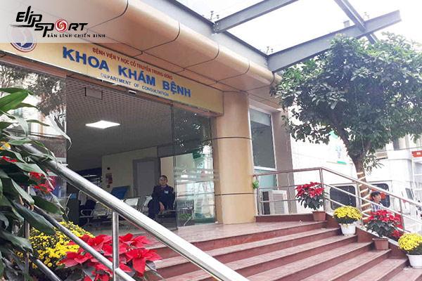 các bệnh viện ở Hà Nội