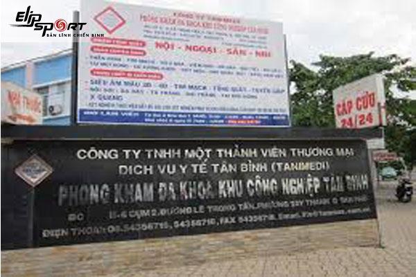 bệnh viện ở Tân Phú, Hồ Chí Minh