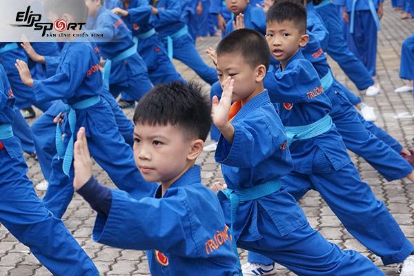 học võ ở Hà Đông, Hà Nội