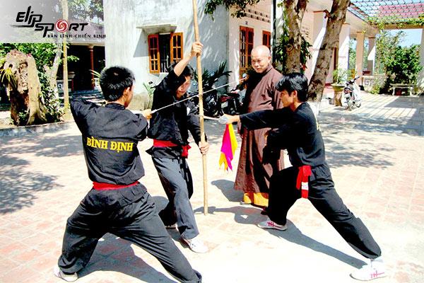 học võ ở Hà Nội