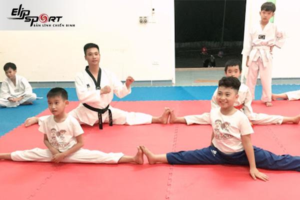 học võ ở Long Biên, Hà Nội