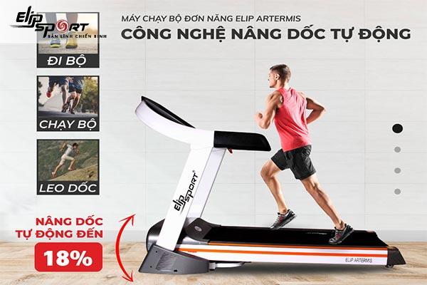 Máy chạy bộ Đắk Mil, Đắk Nông