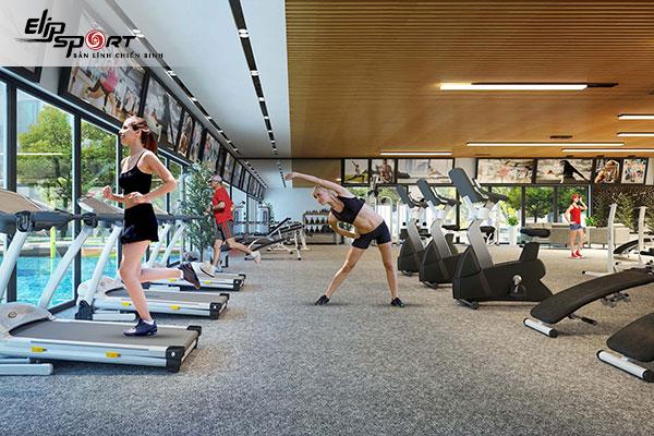 phòng tập gym Hà Đông, Hà Nội Elite Fitness