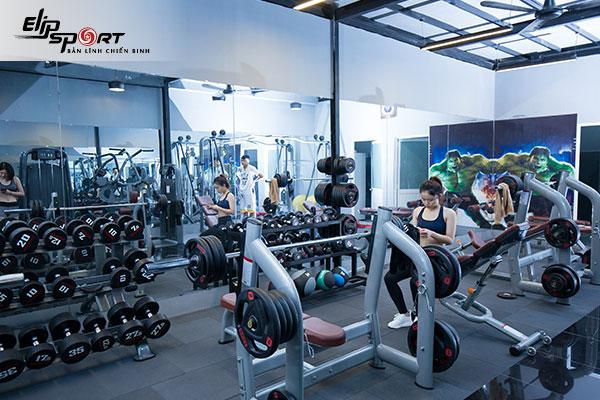 phòng tập gym Hà Đông, Hà Nội Euro Gym Hillstate