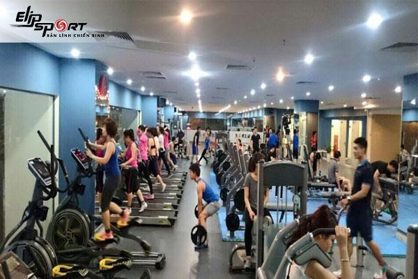 Phòng Tập Gym Long Biên, Hà Nội