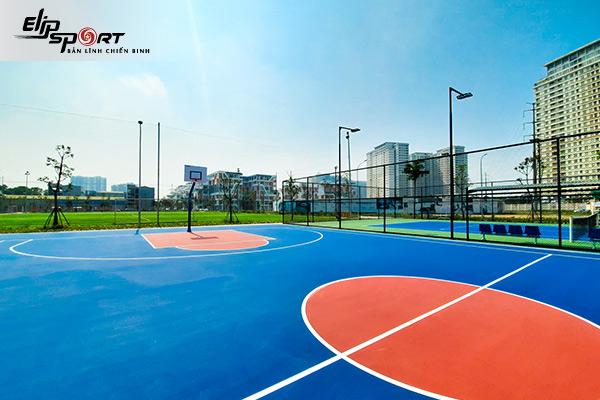 sân bóng rổ Hội An, Quảng Nam