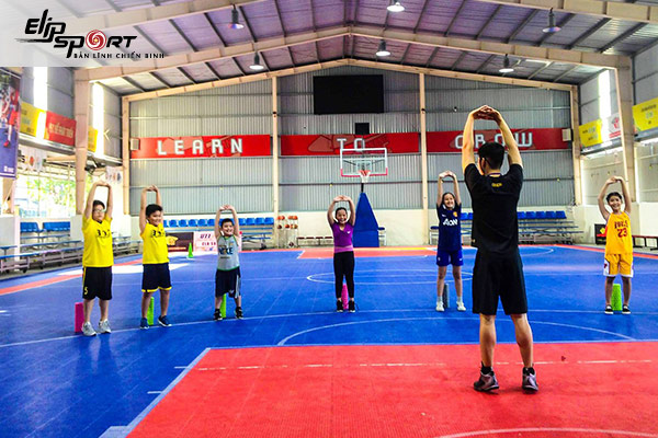 sân bóng rổ Từ Liêm, Hà Nội