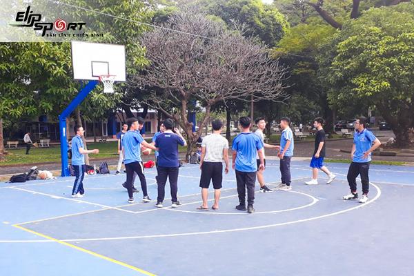 Sân bóng rổ Thủ Đức, Hồ Chí Minh