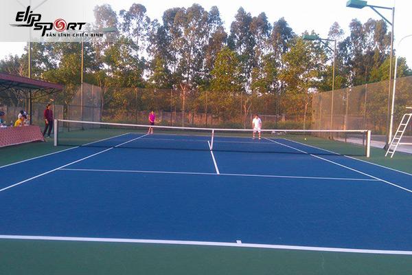 sân tennis ở Long Biên, Hà Nội