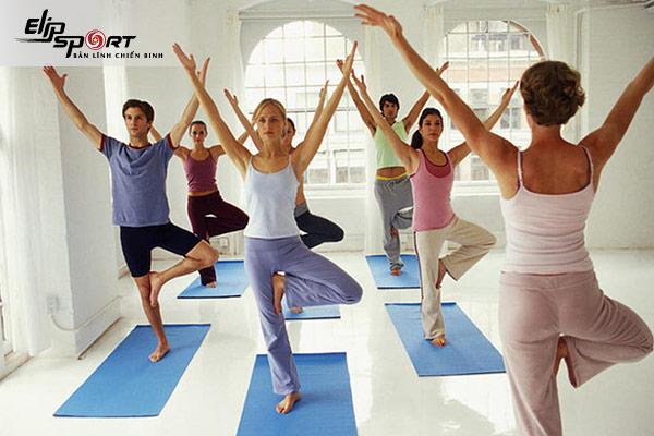 tập yoga Long Biên, Hà Nội