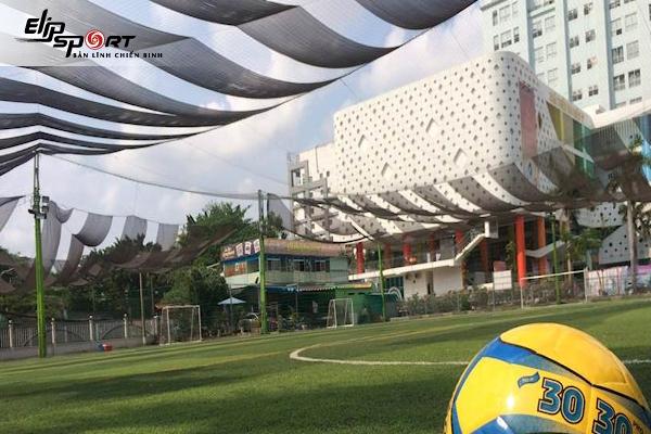 sân bóng Quận 10, Hồ Chí Minh