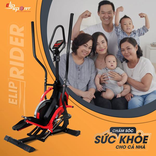 Xe đạp tập uy tín chất lượng nhất Bình Tân