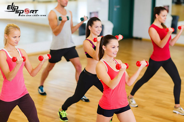 aerobic ở Hội An, Quảng Nam