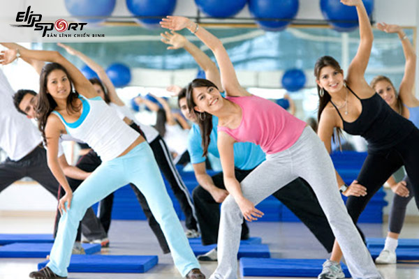aerobic ở TP. Nha Trang