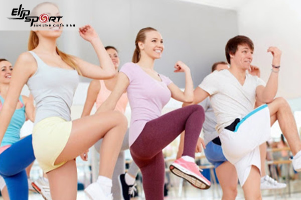 aerobic ở Hoàng Mai, Hà Nội