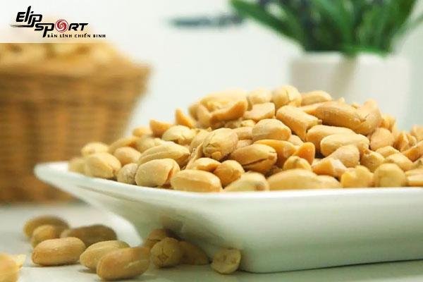 ăn đậu phộng rang có béo không