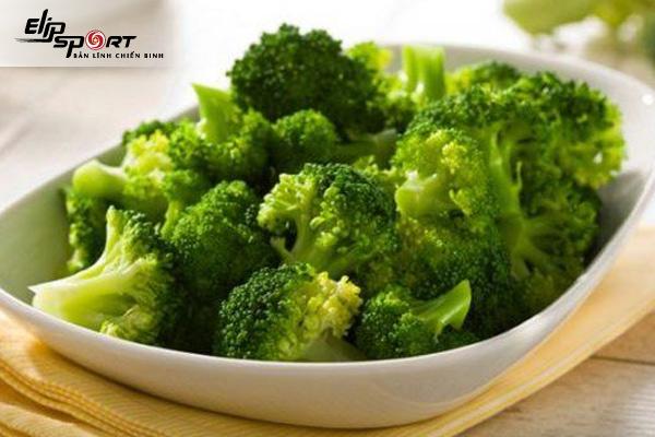 ăn rau củ luộc giảm cân