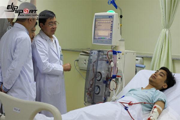 Các bệnh viện ở TP. Vũng Tàu