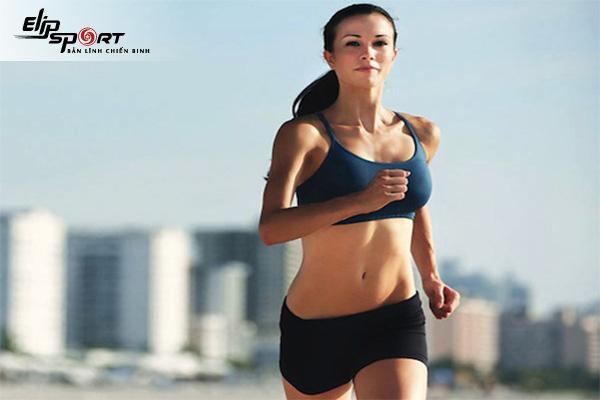 Chạy bộ giảm mỡ mặt