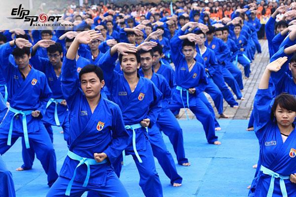 học võ ở Hoàng Mai, Hà Nội