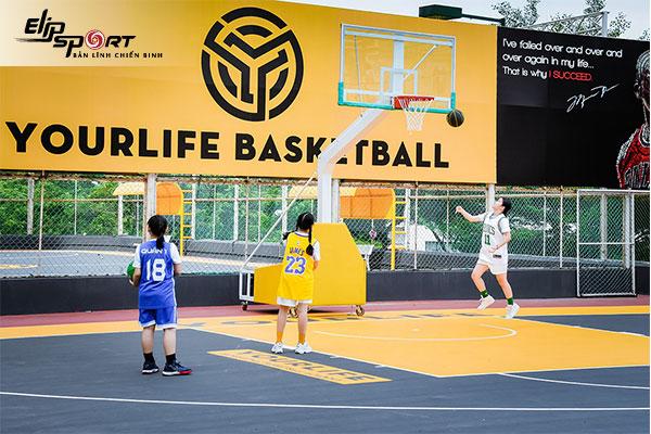 sân bóng rổ Hà Đông, Hà Nội