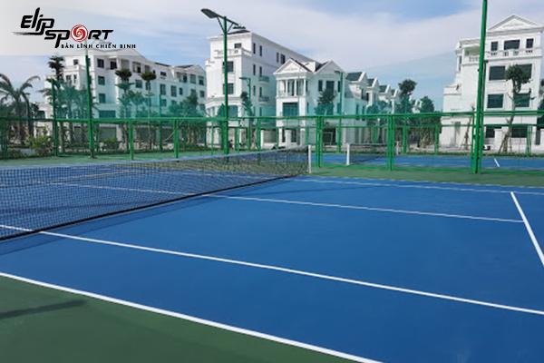 sân tennis ở Tp. Sa Đéc, Đồng Tháp